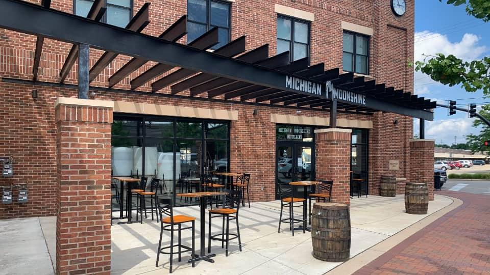 Jason Smith – Michigan Moonshine Distillery